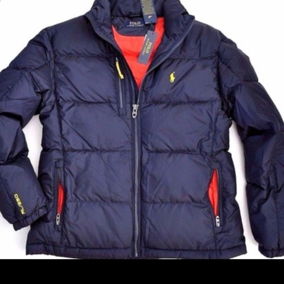 cde682938a Polo Ralph Lauren Men's quilted puffer down jacket NWT
